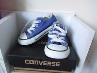 Converse, size 5, like new