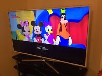 "Samsung 50"" Full HD 1080p 3D Smart TV, WiFi (Mint Condition)"