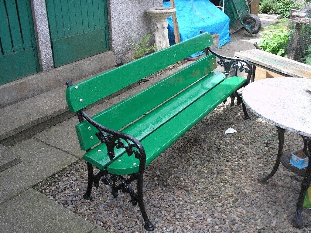 Fine Antique Garden Bench In Inverness Highland Gumtree Camellatalisay Diy Chair Ideas Camellatalisaycom