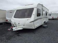 Abbey Spectrum 540 touring caravan