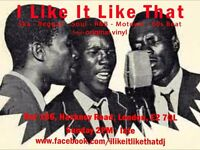 I Like It Like That @ Folklore. Free Event. Ska, Soul, R&B, 60s Beat