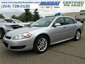 2012 Chevrolet Impala LTZ FWD *Heated Leather*