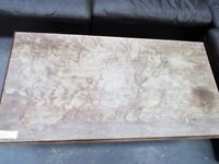Matching Distressed Coffee Table31262C