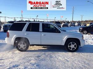 2008 Chevrolet TrailBlazer LT,V6,AUTOMATIC,AWD,POWER SEAT