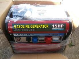 Petrol generator - brand new