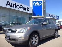 2010 Infiniti EX35 LUXURY AWD CROSSOVER// SUNROOF // BLUETOOTH /