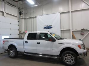 2013 Ford F-150 XLT - XTR Package+ 4 WINTER TIRES