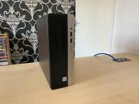 Hp ProDesk 400 G4 SFF intel i7 7700 cpu 3.6 ghz 8gb ram 500 gb ssd tower only