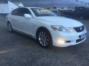 2005 Lexus GS 300 luxury - Finance or (*Rent-To-Own *$127pw) North Geelong Geelong City Preview