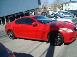 2008 Infiniti G37S COUPE SPORT