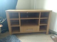 Wooden TV unit, good condition