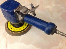 Draper Dual-Action Air Sander