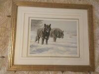 Paintings and Frames in Excellent condition