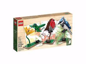 REDUCED - Lego IDEAS Birds 21301 - BNSIB **Cheaper than Amazon**