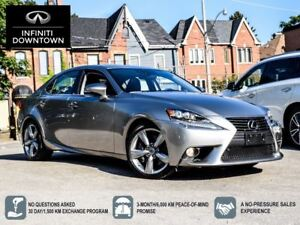 2014 Lexus IS 350 AWD Executive Package *One Owner & No Accident