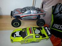 RTR 1/10 HPI RS4 MT 4X4 STADIUM TRUCK