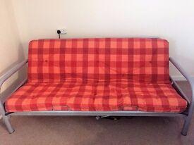 Foldable Metal Sofa Bed
