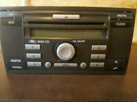 Cd player focus fiesta transit cmax Transit Connect