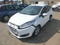 FORD FIESTA - KU63LKY - DIRECT FROM INS CO