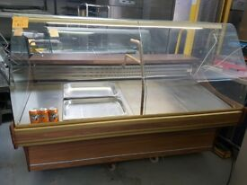 2 Metre Wide Serve Over Display Fridge (FRILIXA TAMEGA) AST252