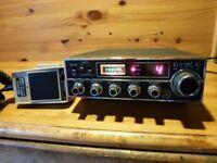 CB RADIO -- ST-9 PDX.WITH MIC / POWER LEAD.LSB.USB.AM