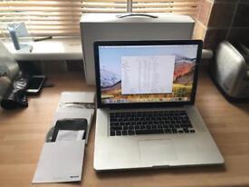Refurbished I7 Apple MacBook Pro boxed
