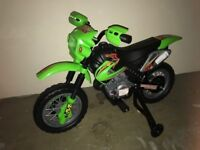 6V Ride-On Motorbike Brand new and totally unused (Cost £79.99)