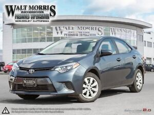 2016 Toyota Corolla LE: NO ACCIDENTS, LOCALLY OWNED, ONE OWNER