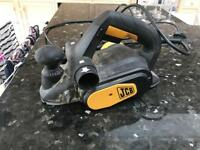 JCB corded planer 82mm from B&Q