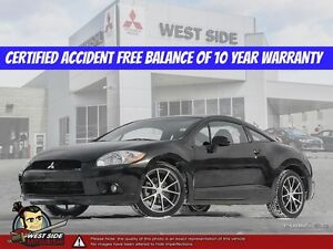 2012 Mitsubishi Eclipse GS-2.4L-Accident Free-Heated Seats/Mirro
