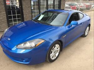 2008 Hyundai Tiburon GS LOADED 101K!