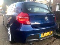 BMW 120D M-SPORT 2007!! QUICK SALE!!