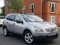 09 NISSAN QASHQAI +2 7 SEATER - 1.9 DIESEL - 98K MILES - PX WELCOME