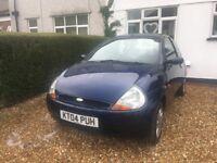 Ford Ka new 12 months mot lovely runner first car cheap university car learner cheap insurance