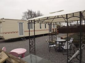 Holiday Static Sleeps 6-8 with Coarse Fishing Lake set in 8 acres Book now for Bank Holiday