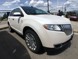 2014 Lincoln MKX Vista roof,Navigation,20 Inch Wheels