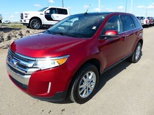 2014 Ford Edge Limited, NAV, Sunroof, SYNC, Leather