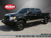 2013 Ford F-150 XLT - 3.5L EcoBoost, 22 Rims, Off-Road Tires