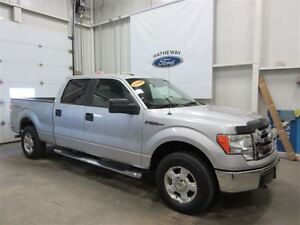2009 Ford F-150 XLT+ 4 WINTER TIRES