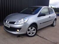 2009 Renault Clio 1.2 16v Extreme 3dr Long MOT Full Service History, 2 Keys, 1 Month Warranty May PX