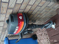 outboard motor 4hp
