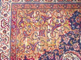 PURE WOOL PERSIAN CARPET