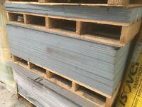 Wedi building boards 1250 x 600 x 6 mm