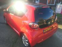 toyota aygo reduced to £600 pounds.. cheapest you can find in the market right now.