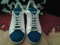 Adidas Stan Smith white trainers