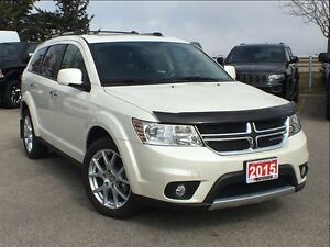 2015 Dodge Journey R/T**7 PASSENGER SEATING**LEATHER HEATED SEAT