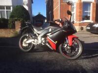 Derbi GPR 125 4T 9 month MOT Yamaha R125 engine Rieju RS3 Ktm RC125 Honda CBR Aprilia RS4 125cc