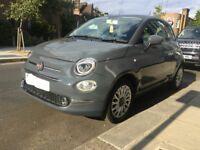 2016 Fiat 500 Lounge 1.2 Petrol