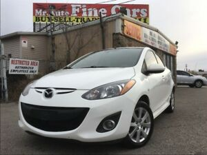 2011 Mazda MAZDA2 GS | One Owner| Pearl White| No Accidents