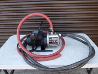Einhell Garden Water Pump with Suction & Discharge Hoses - 240v